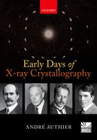 Early Days of X-ray Crystallography